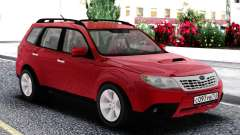 Subaru Forester XT Red для GTA San Andreas