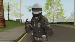 Motocop (Call of Duty: Black Ops 2) для GTA San Andreas