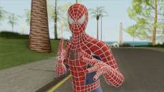 Marvel Spider-Man PS4 (Suit Sam Raimi V1) для GTA San Andreas