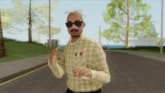 Mexican Gang Skin V3 для GTA San Andreas