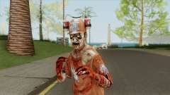 Zombie Spectator From Into The Dead для GTA San Andreas