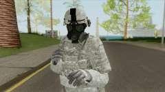 Army Acu GasMask V2 для GTA San Andreas