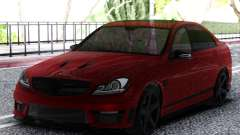 Mercedes-Benz C63 AMG Cherry для GTA San Andreas
