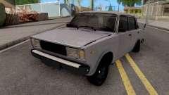ВАЗ 2107 PITBUL Aze для GTA San Andreas