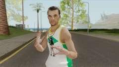 Brazilian Gang Skin V4 для GTA San Andreas