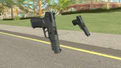 CS-GO Alpha FN Five-Seven для GTA San Andreas
