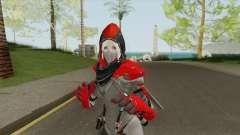 Ninja Skin (Creative Destruction) для GTA San Andreas