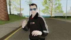 Russian Gang Skin V2 для GTA San Andreas