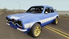 Ford Escort MK1 RS1600 FF6 1970 для GTA San Andreas