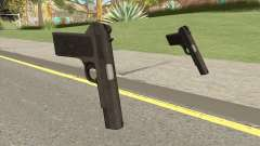 Pistol Otel Rapid