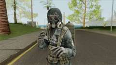 Fourth Reich Skin V4 From Metro: Last Light для GTA San Andreas