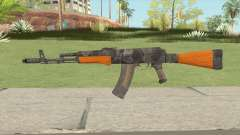 Metro Last Light AK47 для GTA San Andreas