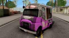 Transformers ROTF Skids And Mudflap Ice Cream для GTA San Andreas