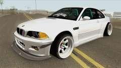 BMW M3 E46 Pandem Custom