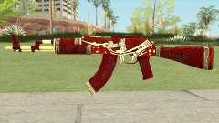 Warface AK-103 (Lake Bird) для GTA San Andreas
