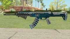 Warface AK-Alfa Syndicate (With Grip) для GTA San Andreas