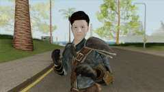 Lone Wanderer (Fallout) V1 для GTA San Andreas