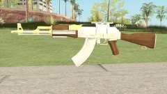Classic AK47 V3 (Tom Clancy: The Division) для GTA San Andreas
