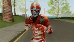Zombie Player From Into The Dead для GTA San Andreas