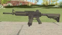 Warface M4A1 (Default) для GTA San Andreas