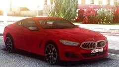 BMW M850 для GTA San Andreas