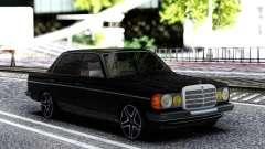 Mercedes-Benz W123 для GTA San Andreas