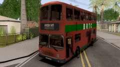 BRTC Double Decker Bus для GTA San Andreas
