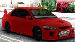 Mitsubishi Lancer Evolution Evo9 для GTA San Andreas
