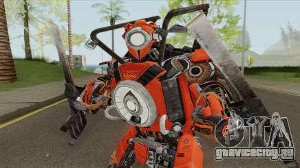 Dirtboss 2007 для GTA San Andreas