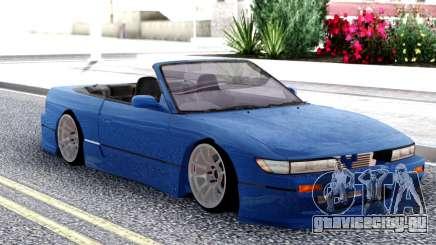 Nissan Silvia S13 Cabrio для GTA San Andreas