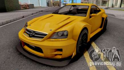 Benefactor Feltzer Mi Version de GTA Online для GTA San Andreas