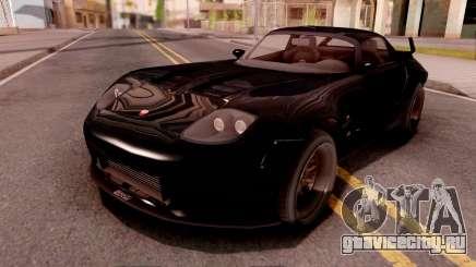 GTA V Bravado Banshee для GTA San Andreas