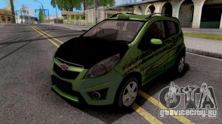 Chevrolet Spark Transformers Revenge для GTA San Andreas