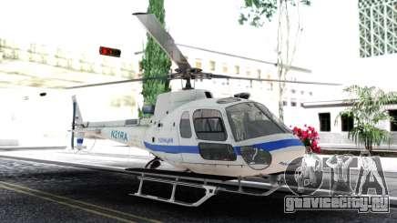 Bell 205 Полиция для GTA San Andreas