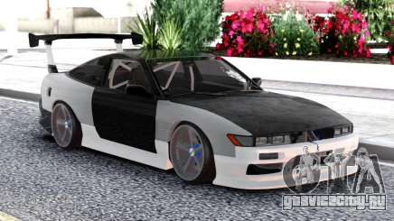 Nissan Sileighty DRIFT для GTA San Andreas