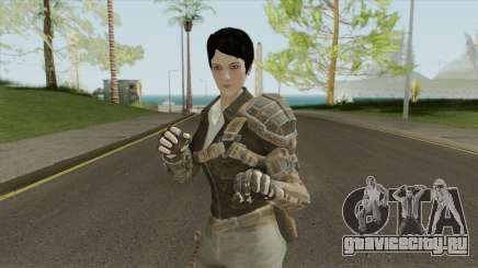 Curie (Fallout 4) для GTA San Andreas