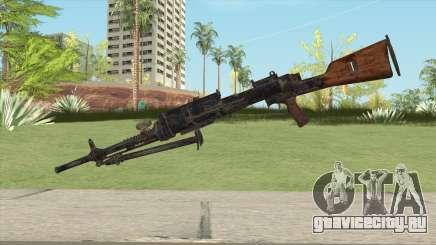 COD WW2 - Breda 30 MG V2 для GTA San Andreas
