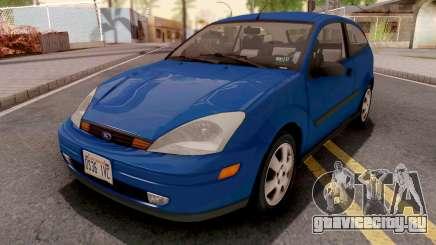 Ford Focus ZX3 2000 IVF для GTA San Andreas