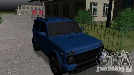 Lada 2121 4x4 для GTA San Andreas