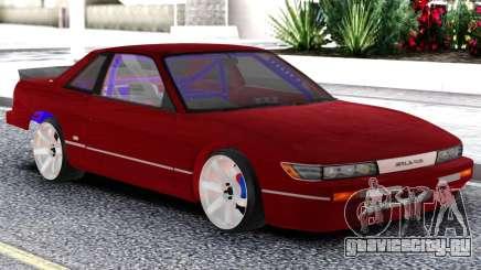Nissan Silvia S13 JDM Drift для GTA San Andreas