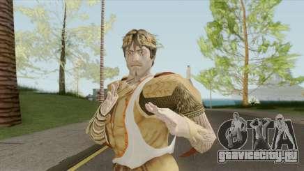 God Of War III - Helios Skin для GTA San Andreas