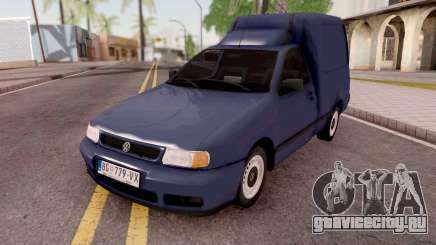 Volkswagen Caddy Mk2 1999 для GTA San Andreas