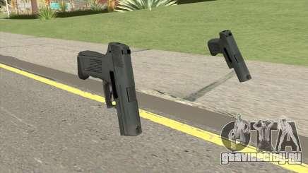 CS-GO Alpha P2000 для GTA San Andreas