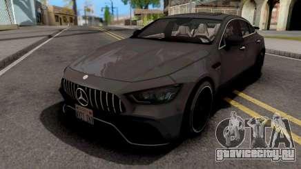 Mercedes-AMG GT63S 4-Door Coupe 2019 для GTA San Andreas