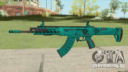 Warface AK-Alfa Absolute (Without Grip) для GTA San Andreas