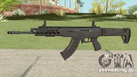 Warface AK-Alfa Default (Without Grip) для GTA San Andreas