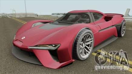 NIO EP9 2017 для GTA San Andreas