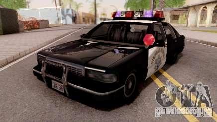 SAHP Premier для GTA San Andreas