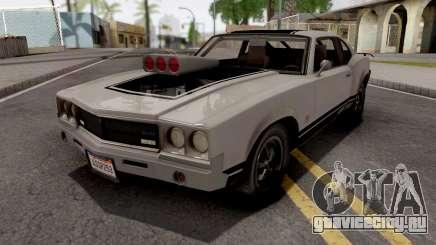 Declasse Sabre GTA 5 Texturas Personalizadas для GTA San Andreas