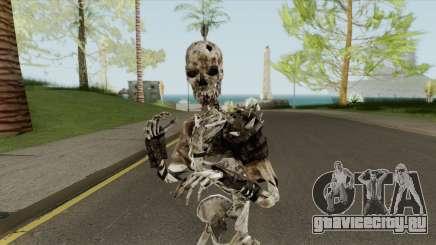Skeleton Armor для GTA San Andreas